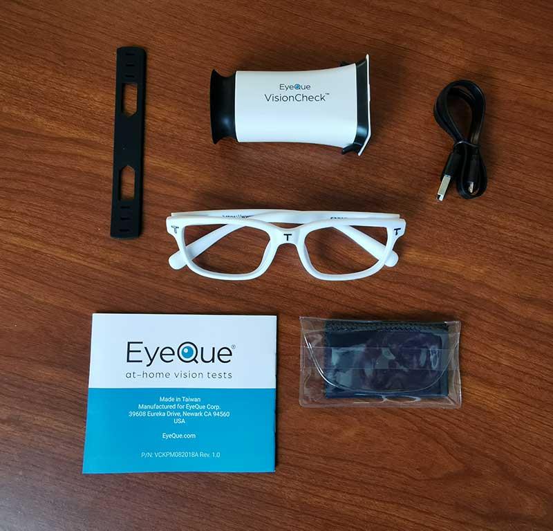 Eyeque Vision Check Reviews