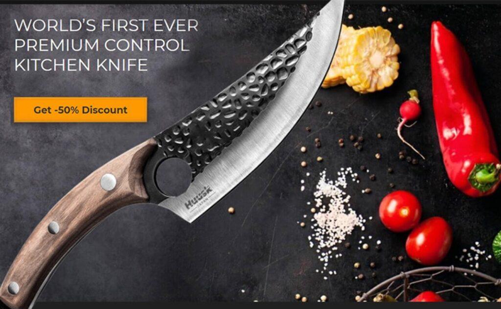 Huusk Knives