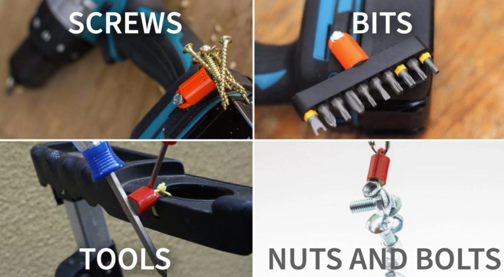 MagnetPal Uses