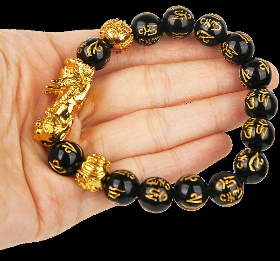 Black Obsidian Bracelet Features