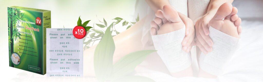 Detox Healthy Patches Advantages