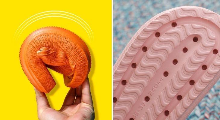 Quickdry Sandals Advantages