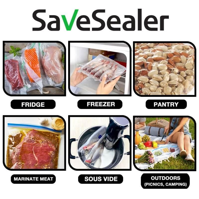 Save Sealer Bags