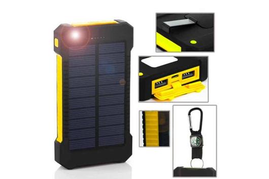 SolVolt Solar Charger