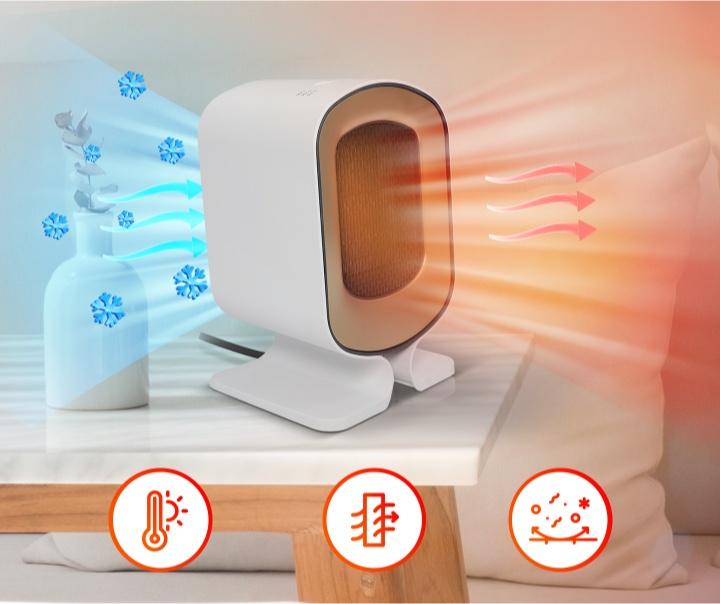 HEATCORE REVIEW- Ceramic Mini Heater