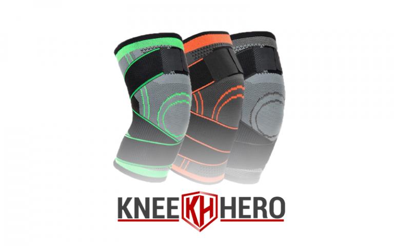 KNEE HERO REVIEW- Best Knee Brace